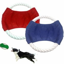 Cotton Rope Pet Flying Disc